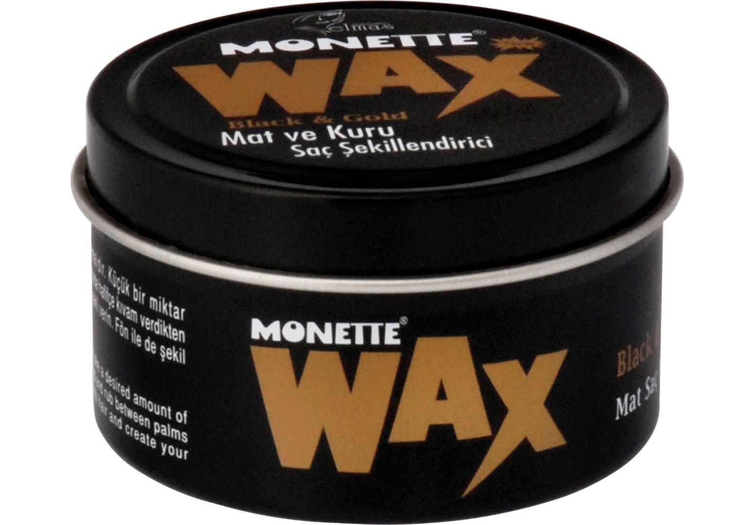 Monette - 49 çapx12 h. - Metal Teneke Kutu - Yuvarlak - Kozmetik